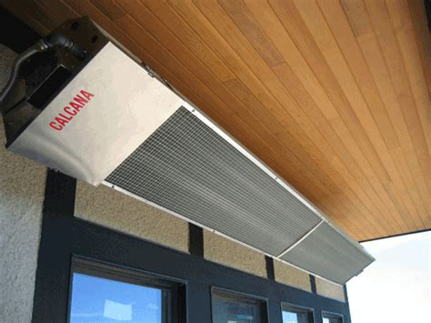 overhead gas patio heaters overhead patio heaters calgary protech gasfitting plumbing