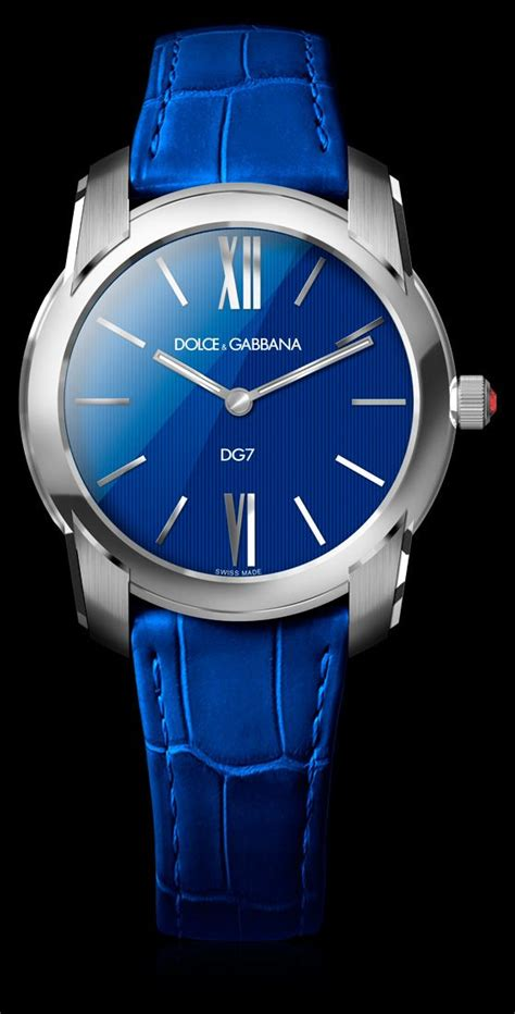 g s watches and dolce gabbana on