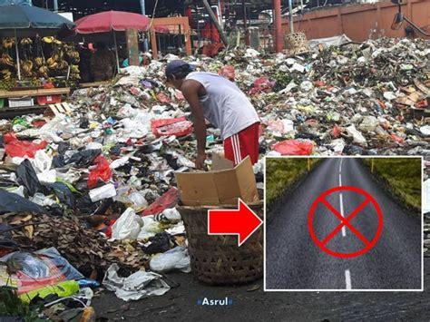 Plastik Untuk Pengecoran Jalan rencana aspal jalan dari sah plastik perlu ditinjau ulang oleh h asrul hoesein kompasiana
