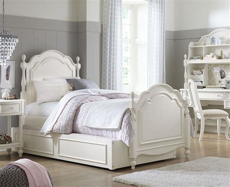 legacy classic furniture summer low poster bed summerset low poster bed with turned and trundle
