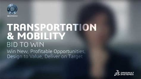 bid to win bid to win industry solution experience transportation