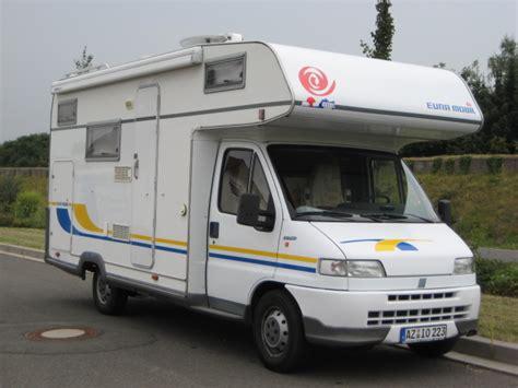 Wohnmobil Aufkleber Eura Mobil by Wohnmobil Kauf Eura Mobil 635 Vb Stockbetten Maxi