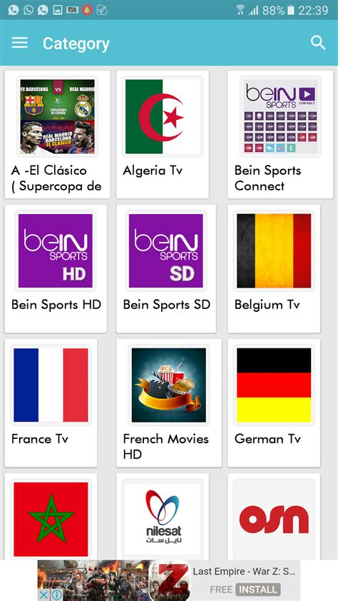 tv apk easy live tv apk new version for all android devices 2017 android tips
