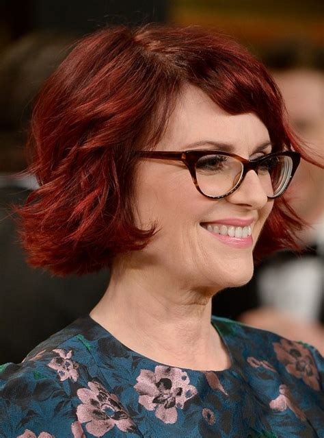red hair colour on mature women 25 easy short hairstyles for older women popular haircuts