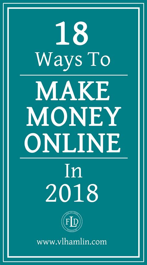 20 Ideas To Make Money Online - make money online archives food life design