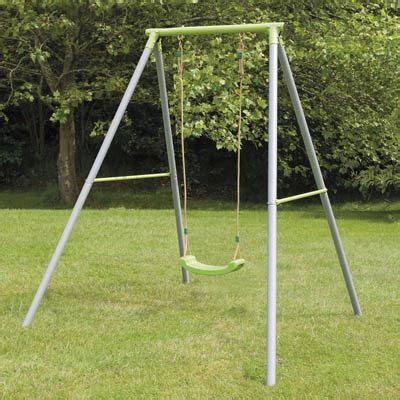 kids single swing tp activity toys children s single metal swing with