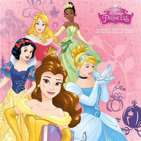 2018 disney princess wall calendar day wall calendars calendar club tagged quot category life