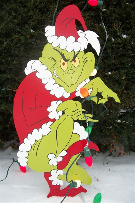 items similar to by popular demand grinch stealing
