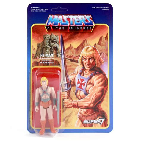 figure universe masters of the universe figures super7