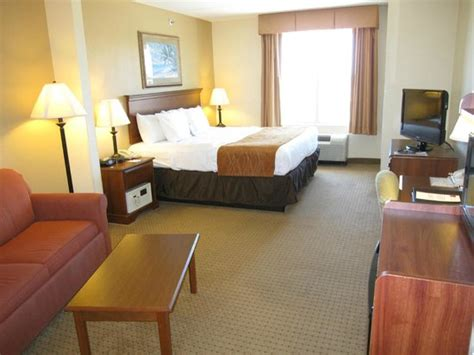 Comfort Inn Fernandina by Truely Yours King Suite Picture Of Comfort Suites