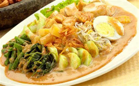 resep gado gado enak bumbu saus jakarta koleksi info