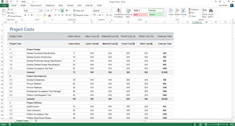 Project Plan Template Download Ms Word Excel Forms Spreadsheets Project Plan Template Excel