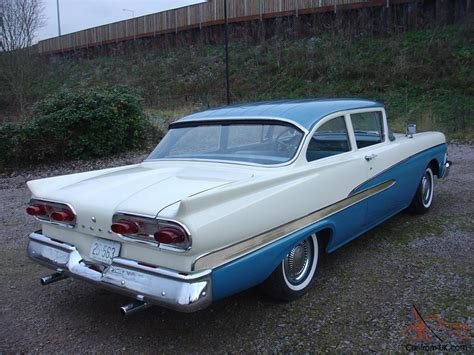 1958 ford coupe 1958 ford custom 300 2 dr coupe all original