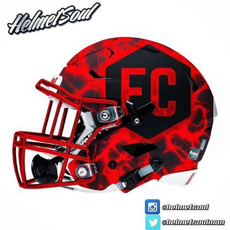 nfl helmet design rules 1478 best football helmet gear teams images on