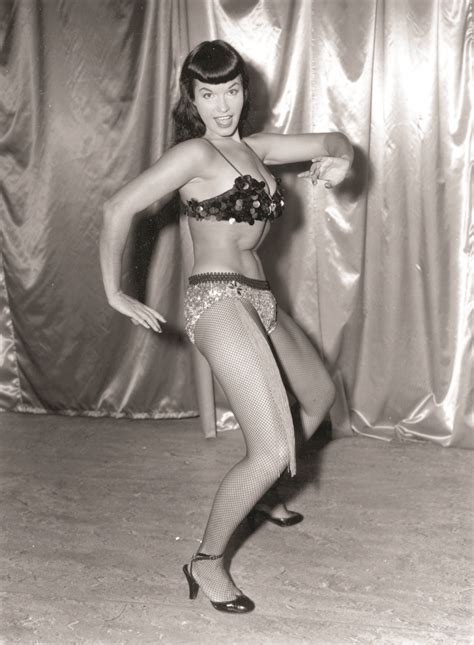 bettie page about bettie page fitness
