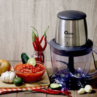 Jumbo Choopwr Oxone Ox 272 blender daging oxone chopper jumbo ox272 garansi electric penghalus bumbu cosmos philips murah