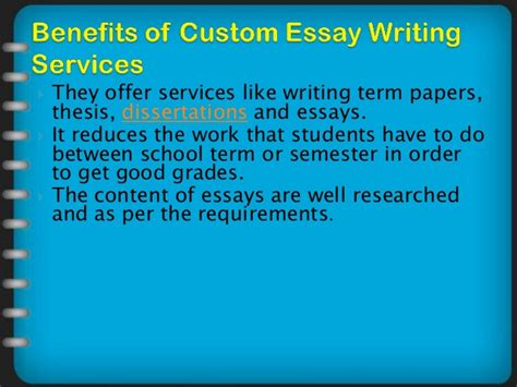 Essay Writing Service Recommendation by Essay Writing Services Recommendations