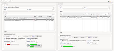 workflow dashboard workflows dashboard by in fidem brainwave grc marketplace