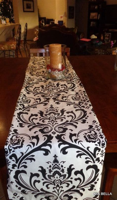 damask table runners cheap 17 images about damask table runners on