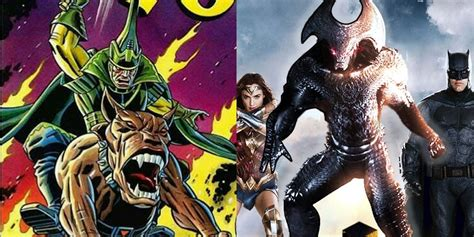 justice league film villain steppenwolf history of justice league villain screen rant