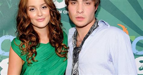 leighton meester and ed westwick ed westwick talks leighton meester s wedding quot i wish her