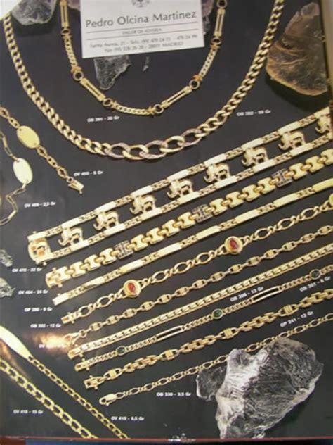 cadenas de plata fabrica joyas personalizadas catalogo tipos modelos exclusivas
