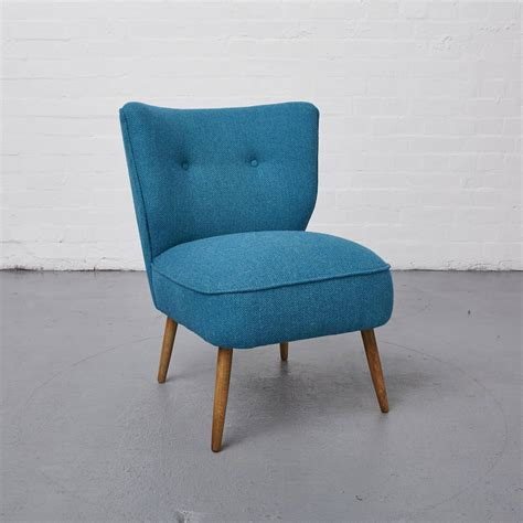 Small Livingroom Chairs Herringbone Cocktail Chair By Reloved Upholstery