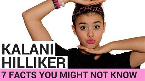 7 Things About Stiles You Might Not by 7 Facts You May Not About Kalani Hilliker