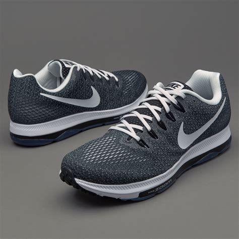 all white nike shoes mens buy nike zoom all out low h mens shoes black white