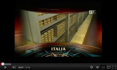 oro banca d italia oro fisico le riserve della banca d italia