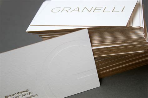 How Much Do Letterpress Business Cards Cost