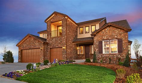colorado home builders new homes in morrison co home builders in montane