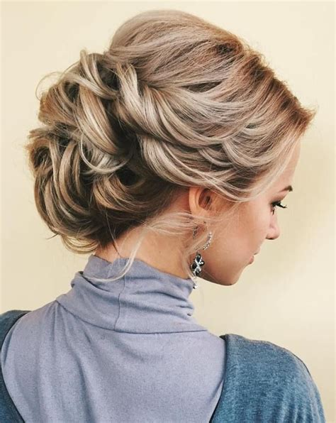 everyday hairstyles for fine hair 60 updos for thin hair that score maximum style point