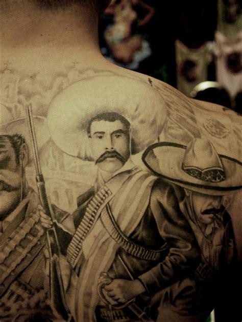 raza pachuco tattoo chicano mexicano zoot suit tattoo