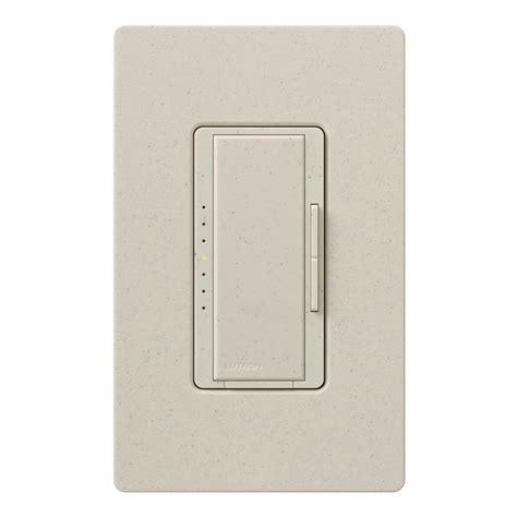 home depot pole ls lutron 600 watt single pole dimmer limestone dvsc