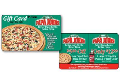Free Papa Johns Gift Card - get a 50 papa john s gift card usa only