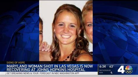 Back In Vegas by Vegas Shooting Victim From Maryland Is Back In Home State