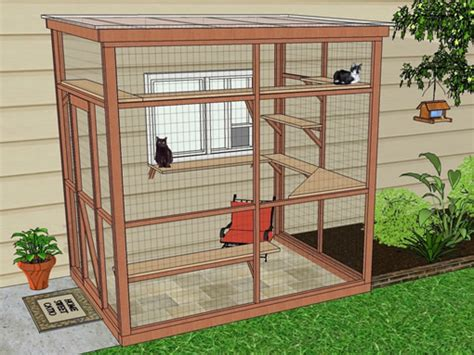 cat enclosures diy the sanctuary catio catio spaces