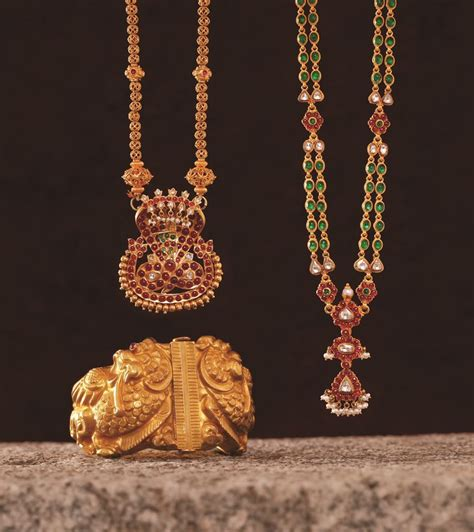 gold jewelry charges in india indian jewellery and clothing ruby studded jewellery from