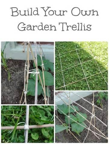 diy garden trellis hometalk how to build a wire trellis for vertical gardening