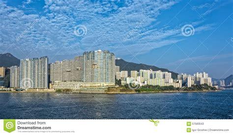 appartments in hong kong hong kong aberdeen royalty free stock image