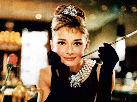 Hepburn In Breakfast At Tiffanys by Breakfast At S 2nd Air Division Memorial Library