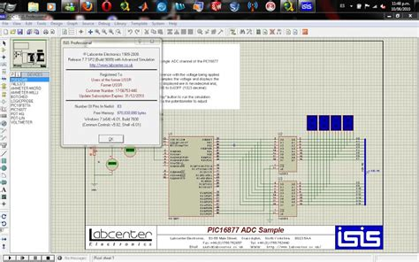 capacitor ceramico 104 en proteus proteus como usarlo