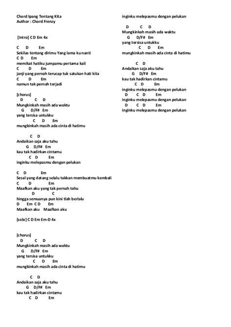 lirik chord lagu mix 1