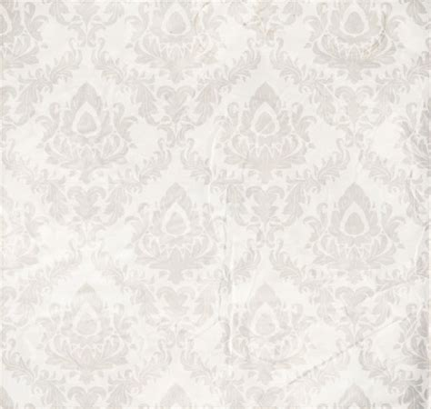 white pattern css vintage floral pattern background vector free vector in