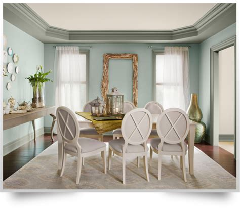 Facing Dining Room Colors Postcards From The Ridge Favorite Paint Color Benjamin