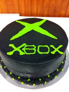 xbox themed birthday cake 1000 images about harrison birthday party on pinterest