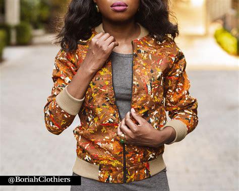 nigerian ankara jackets african print ankara bomber jacket