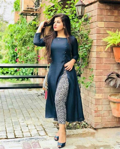 atsargun kurti designs party wear stylish dresses long