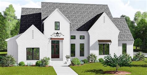 architectural design house plans modern day farmhouse 510011wdy architectural designs house plans
